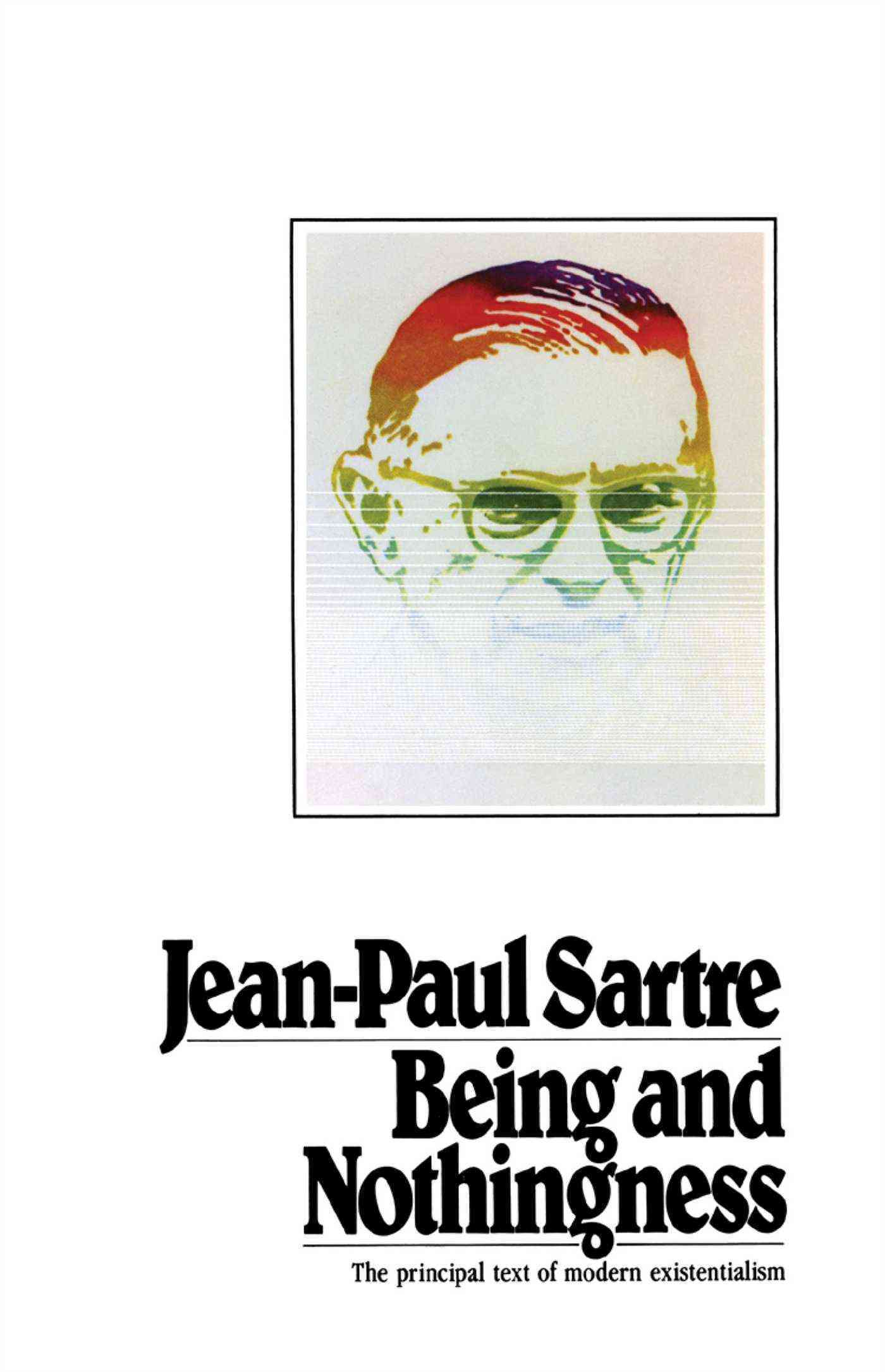 Being and Nothingness By Sartre, Jean-Paul/ Barnes, Hazel E. (TRN)